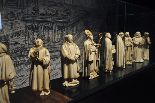 Os monges de Claus Sluter