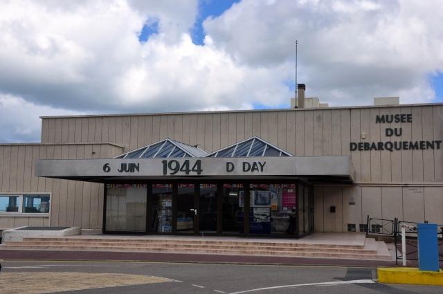 O Museu do Desembarque em Arromanches.