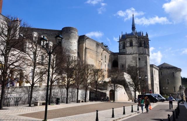 O Castelo de Amboise