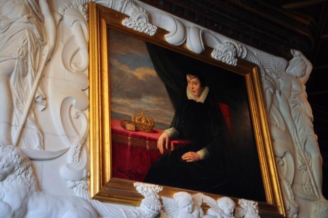 Retrato de Catarina de Medicis