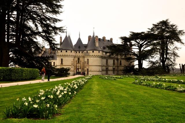 O Castelo-Fortaleza de Chaumont