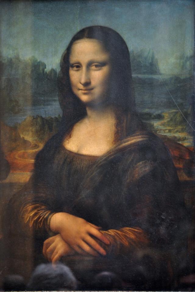A Mona Lisa de Leonardo da Vinci