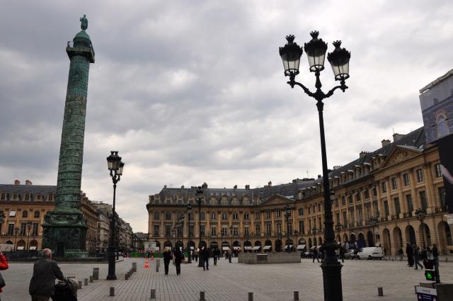 A Praça Vendôme