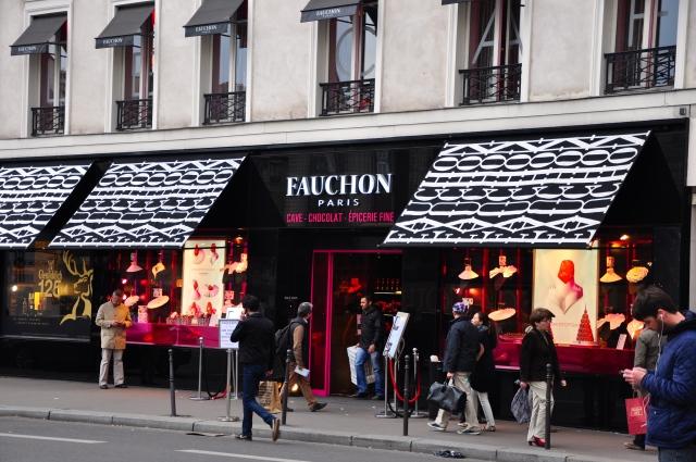 A delicatessen Fauchon