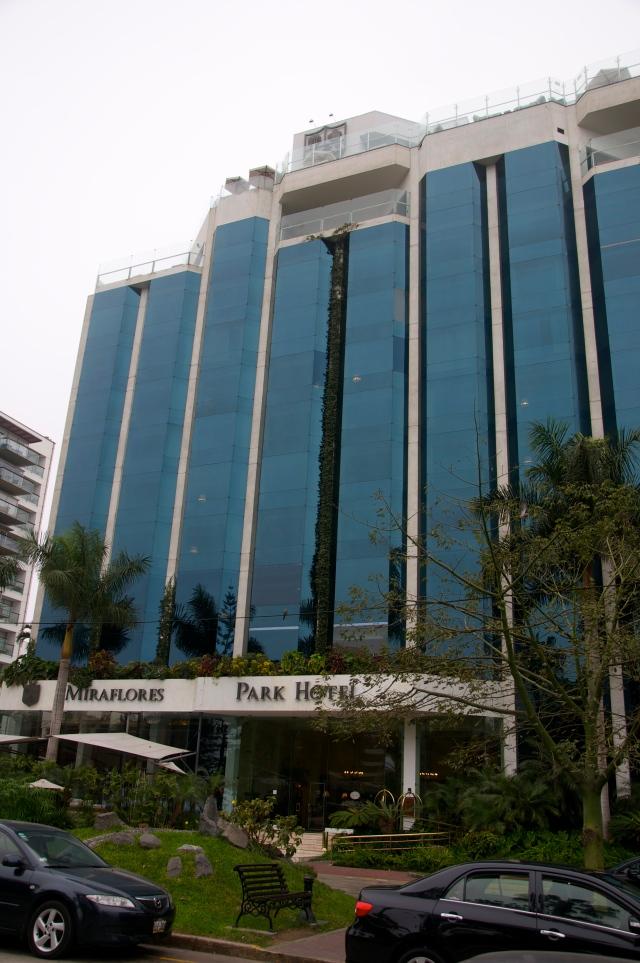 O Miraflores Park Hotel.