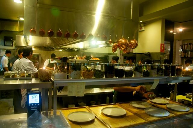 O excelente Restaurante Central
