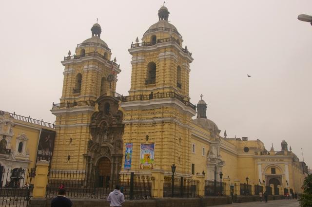 O Convento de São Francisco