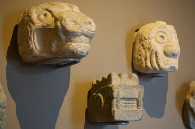 O Museu Rafael Larco possui peças pré-colombianas de milhares de anos atrás
