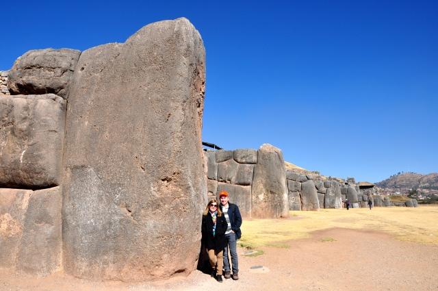 Rochas imensas eram transportadas por dezenas de quilômetros