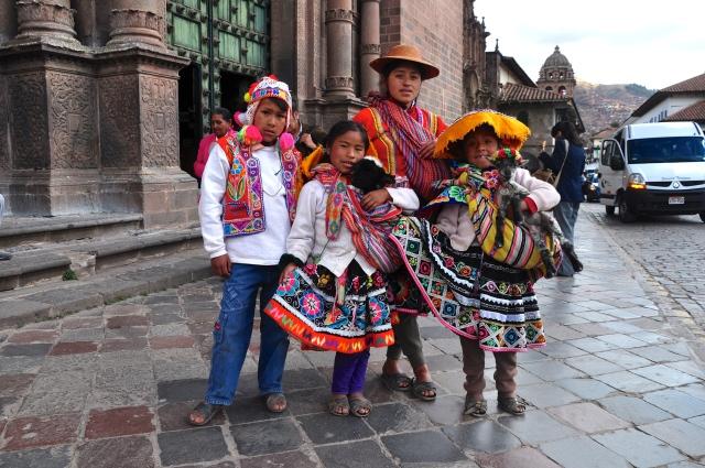 Povo de Cusco.