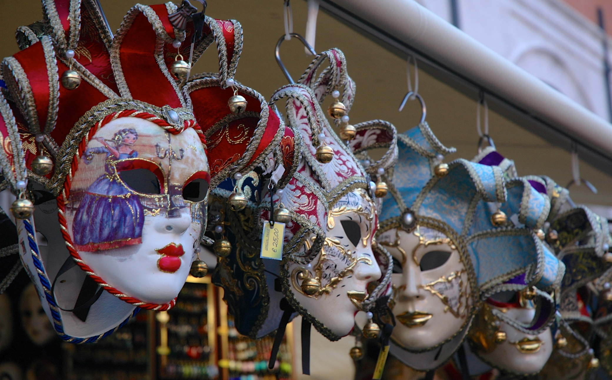 The gallery for mascaras de carnaval de veneza - Mascaras para carnaval ...