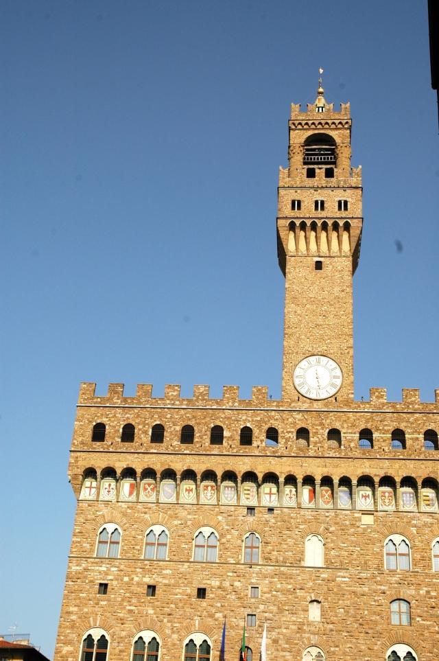O Palácio Vecchio