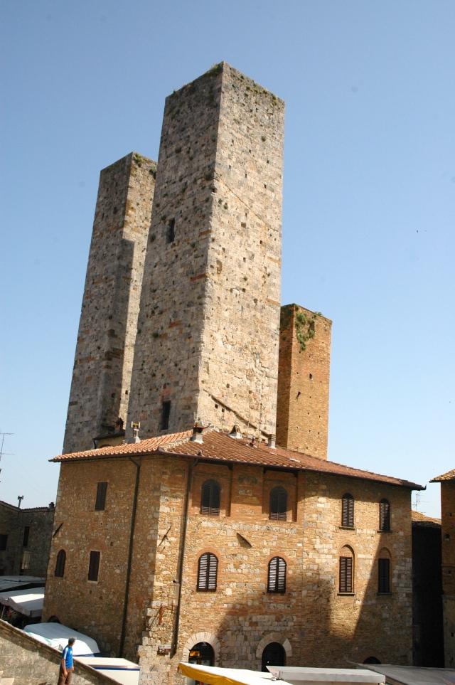 A Torre Grossa.