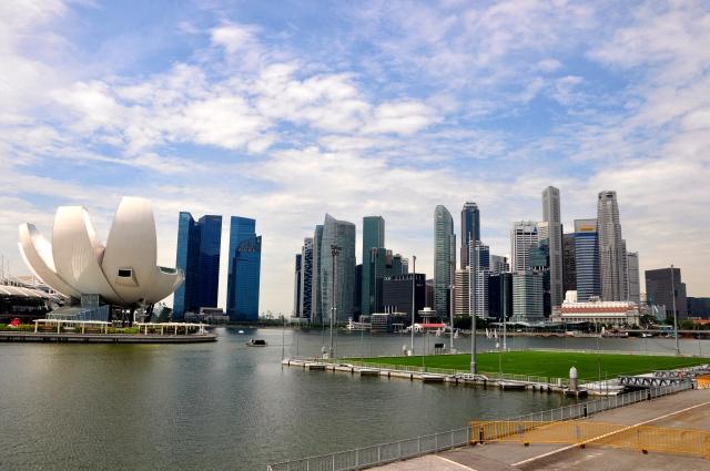 Singapura - a primeira parada da viagem