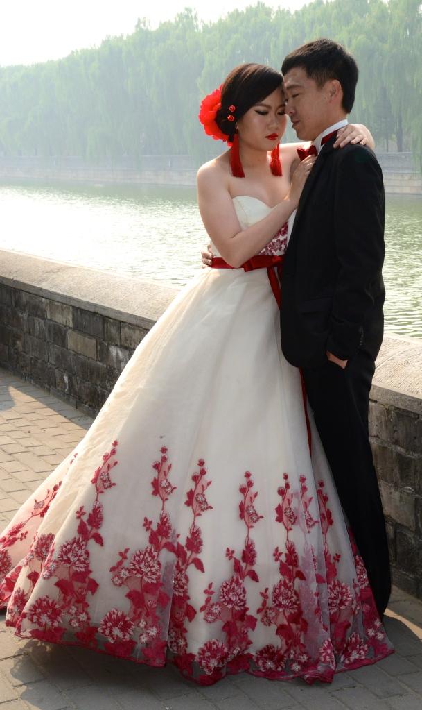 Casamento na Cidade Proibida.