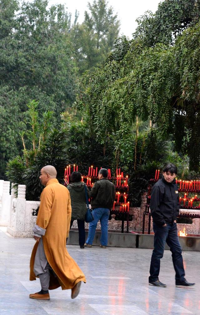 Xian, uma cidade cosmopolita.