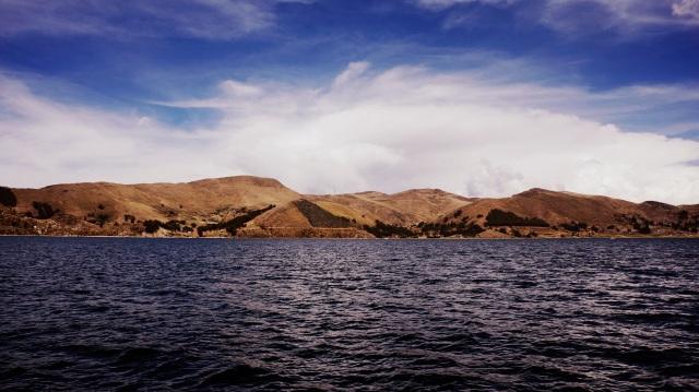 Lago Titicaca - Travessia à Isla del Sol