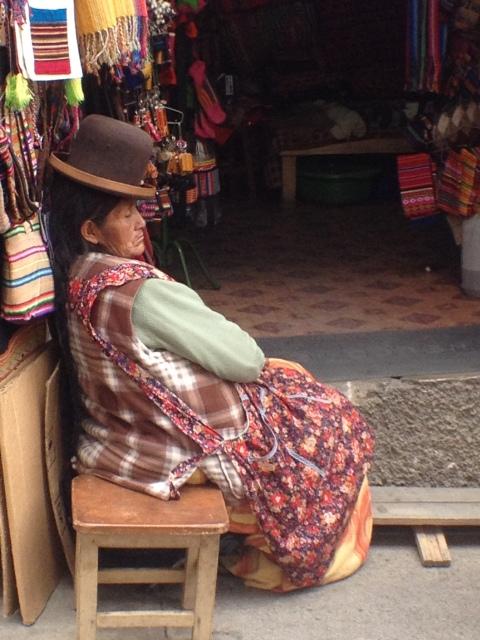 Boliviana típica