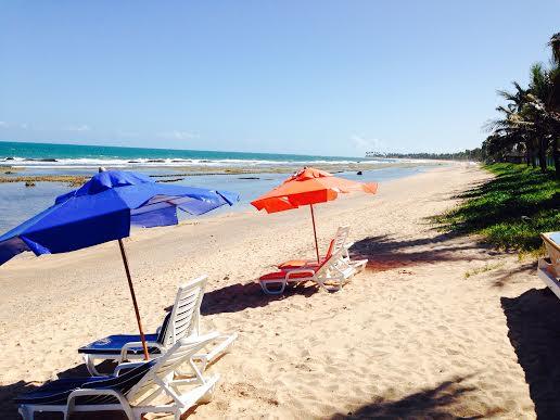 Praia do Summerville.