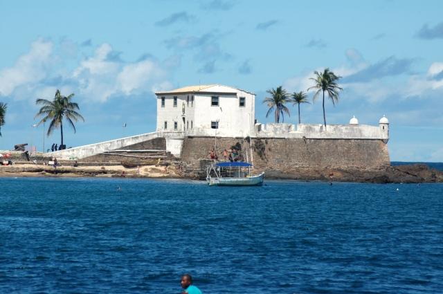 O Forte de Santa Maria