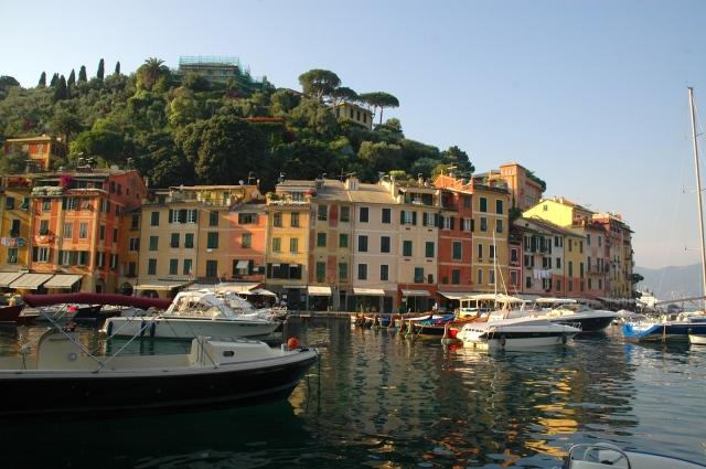 Portofino, uma delícia de lugar.