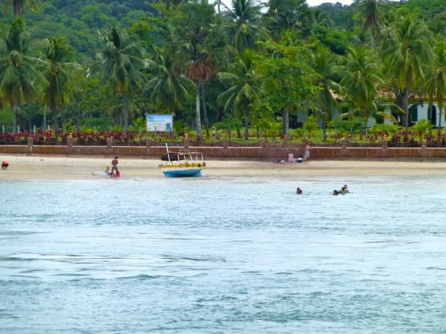 Praia de Loreto.