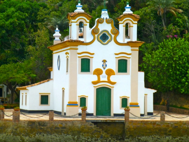 Igreja de Nossa Senhora de Loreto.