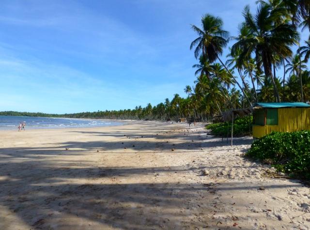 Praia de Moreré.