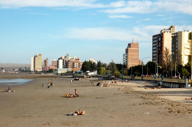 A cidade de Puerto Madryn
