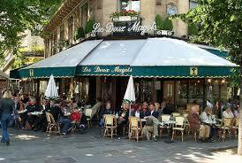 Café Deaux Magots