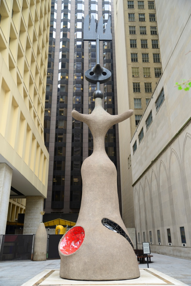 Chicago, por Miró.