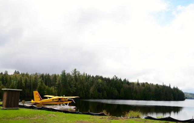 A região de Muskoka em Ontário.