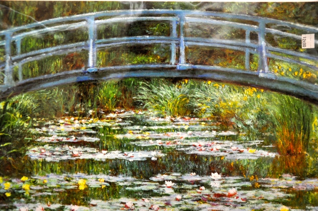 Tela de Monet