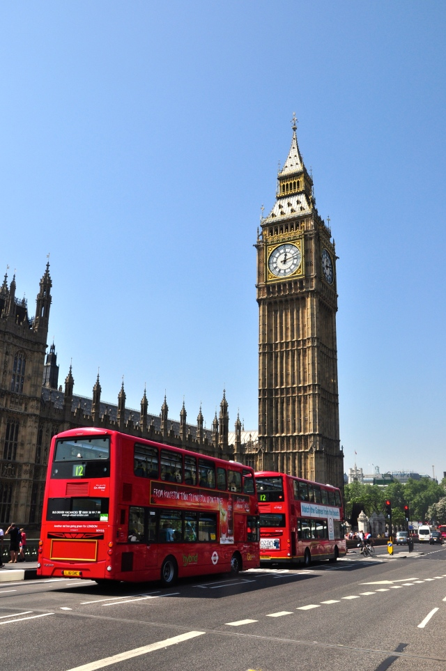 O Double Decker de Londres