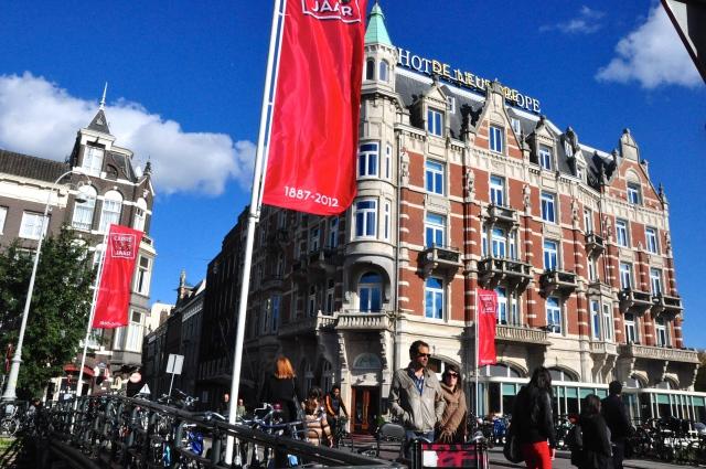 O Hotel L'Europe