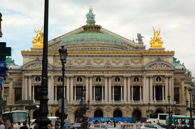 A Ópera Garnier