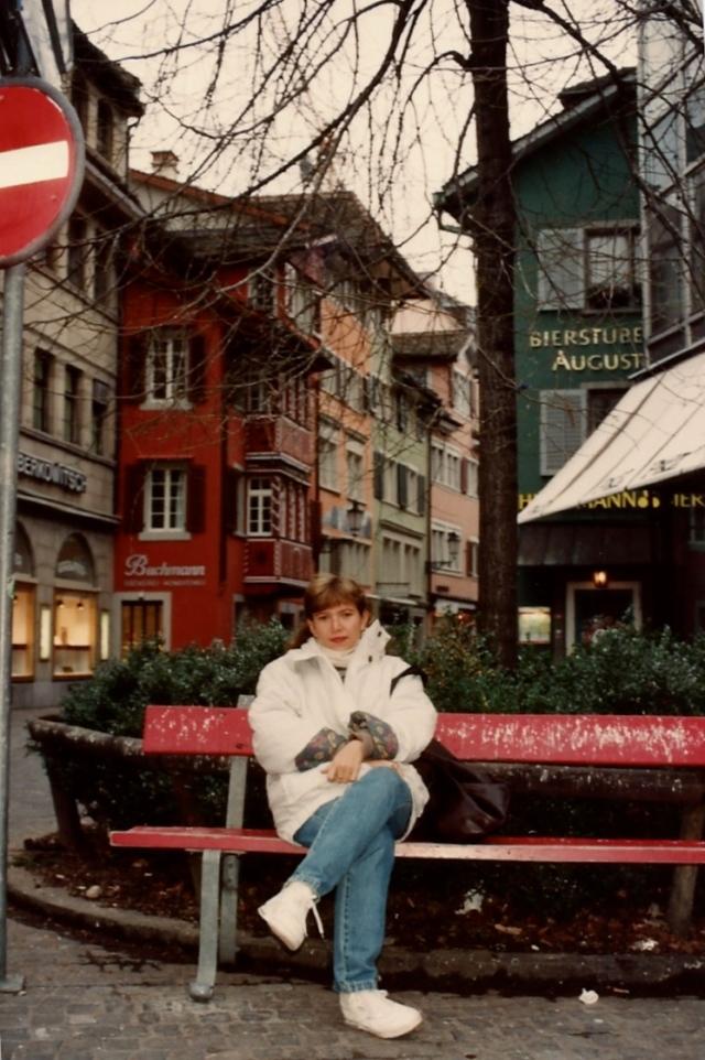 A charmosa cidade de Lucerna