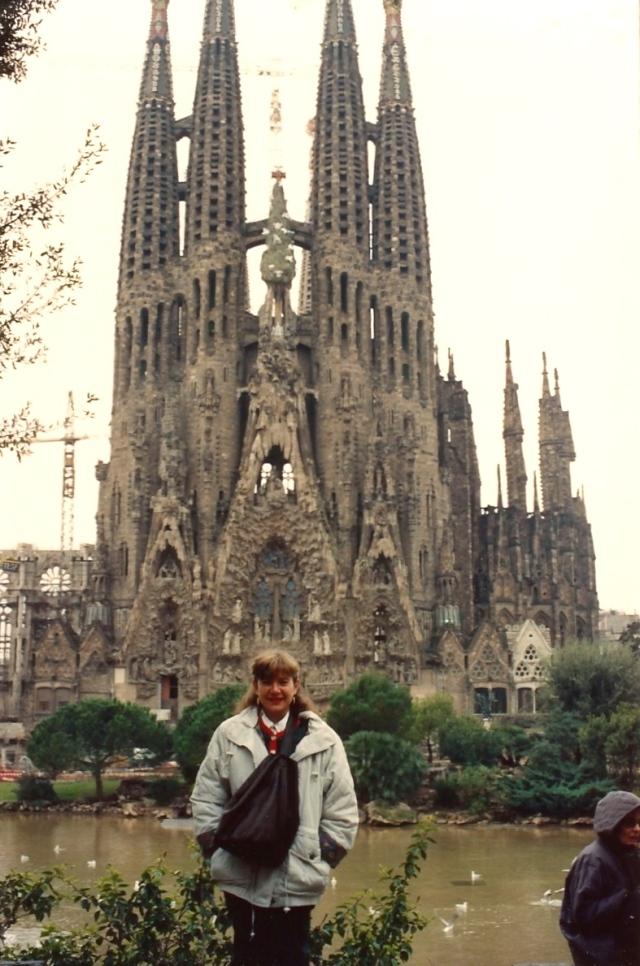 A surpreendente Sagrada Família