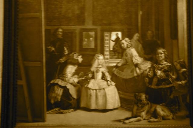 As Meninas - A Obra Prima de Velasquez no Museu do Prado
