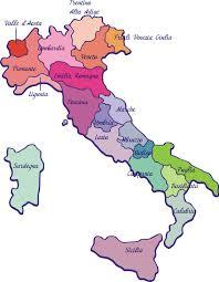 O roteiro da viagem enfatizou as regiões do sul da Itália.