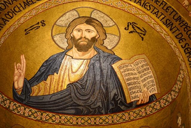 O Cristo Pantocrator