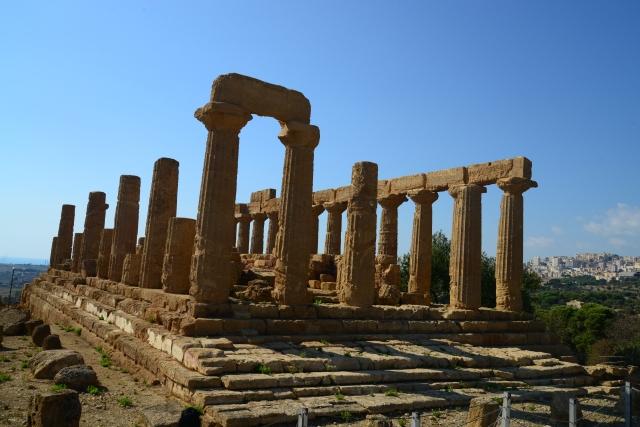 Templo de Juno ou Hera.