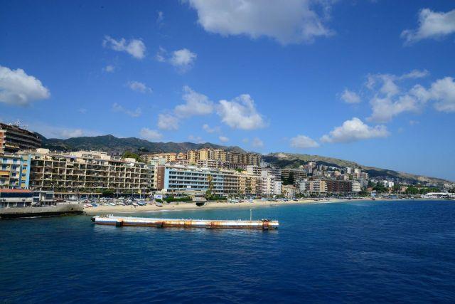 A cidade de Messina