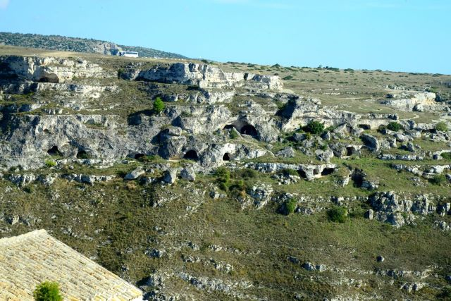Detalhe rural da Basilicata.