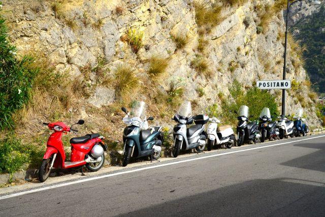 Decidimos ir para a Costa Amalfitana.