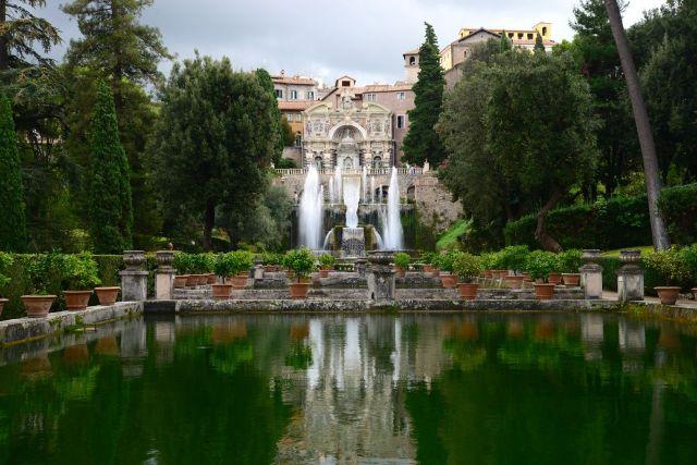 A Villa D'Este