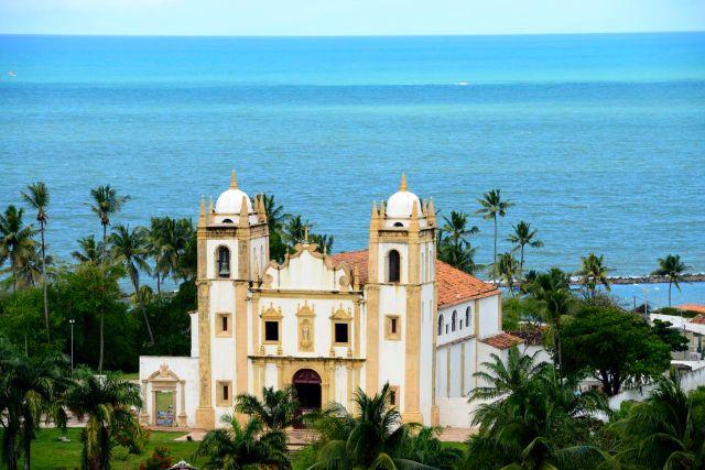 A bela Igreja de Santo Antônio do Carmo