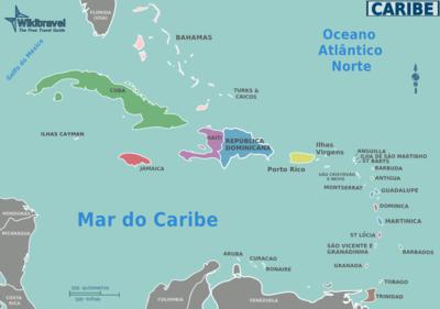 antilhas francesas mapa UM CRUZEIRO A VIA ALEGRIA PELO ARQUIPÉLAGO DAS ANTILHAS | Um  antilhas francesas mapa