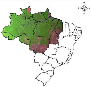 A Amazônia Legal