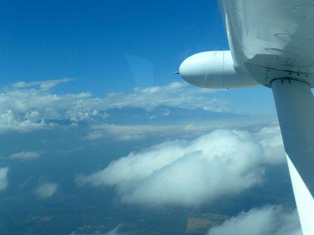 O Kilimanjaro é a maior montanha da África